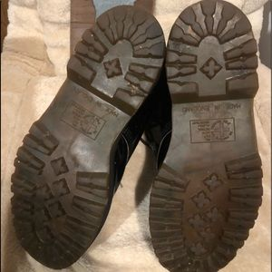 Dr. Martens Shoes - Dr Martens men's size 10UK Made in England boots